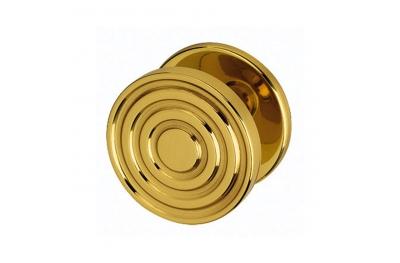 Verona Pomolo sur Rosette Rotonda de tradition classique Made in Italy Bal Becchetti