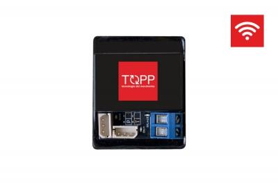 Périphérique WiFi RwBox Topp pour connecter des capteurs de vent et de pluie pour les actionneurs