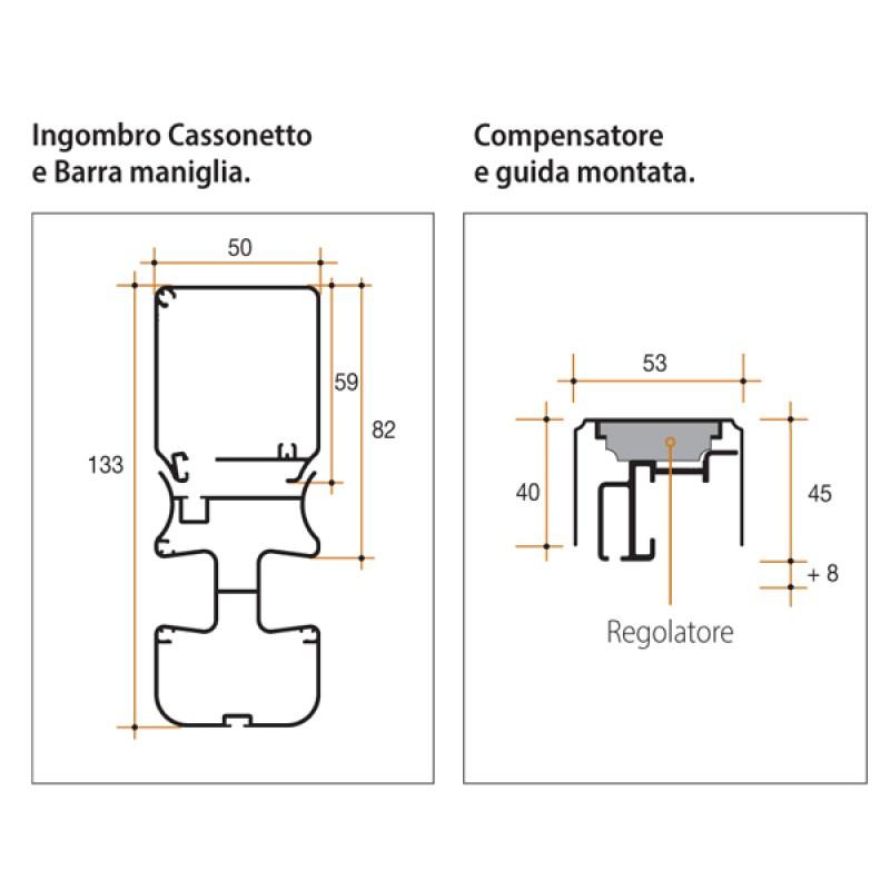 Moustiquaire Bettio Etape 2 vol Side Scrolling sans Barrières