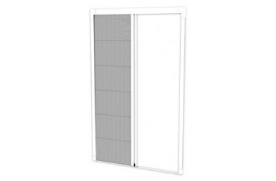 Moustiquaire Effe Pleat22L ouverture latérale Plissé réseau pour les petits espaces