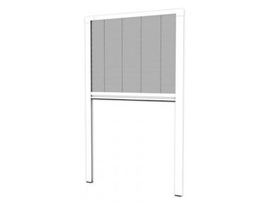 Moustiquaire Effe Pleat22V flip Plissé Réseau pour l'espace réduit