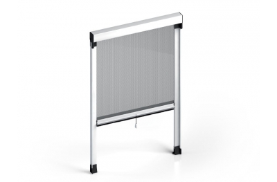 Moustiquaire Quadra vertical Spring plus Cassonetto 50mm Zanzar Sistem